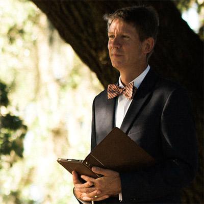 Kevin Kuehmeier, Charleston SC Wedding Officiant